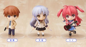 Angel Beats Nendoroid Petites