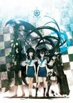 Miku & Yomi Black Rock Shooter Puzzle