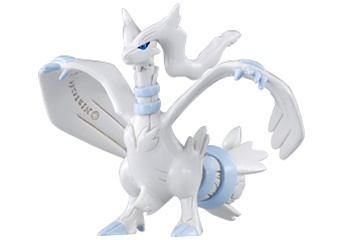 M-009 Reshiram Monster Collection Pokemon M Series Figure