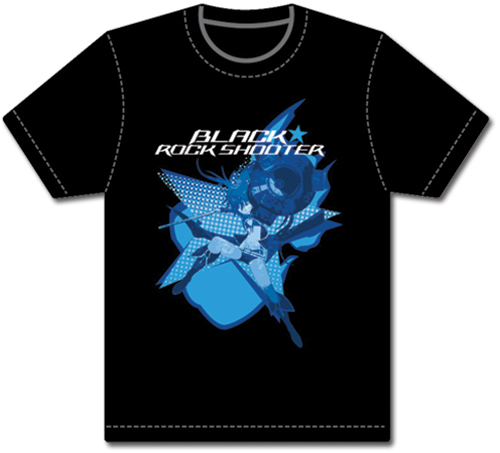 BRS2035 Black Rock Shooter T-Shirt