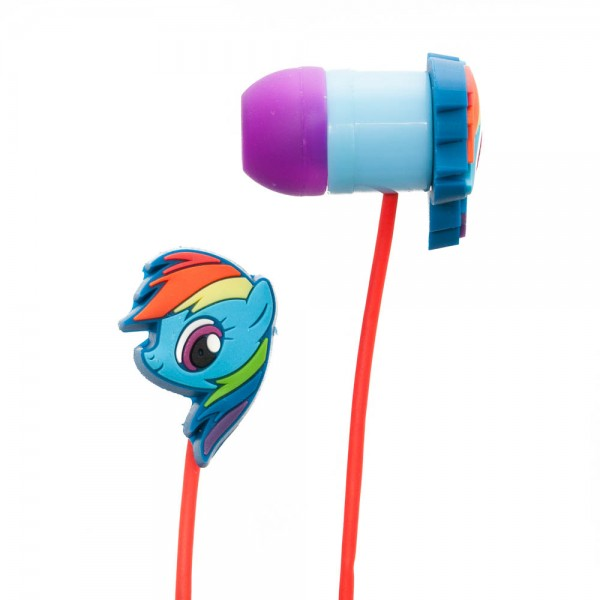 My Little Pony Dash Rubber Ear Buds
