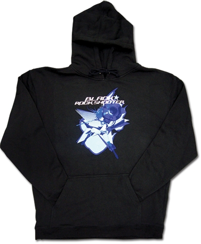Hoodie: Black Rock Shooter - Black Rock Shooter [BLACK]
