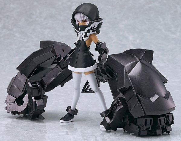 Strength Figma TV Animation Black Rock Shooter Action Figure
